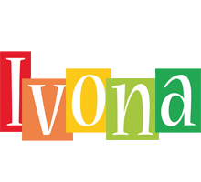 Ivona colors logo