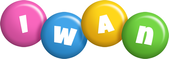 Iwan candy logo