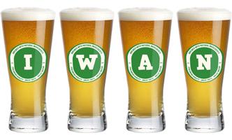 Iwan lager logo