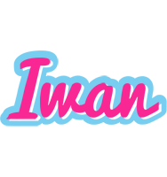 Iwan popstar logo
