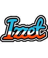 Izzet america logo