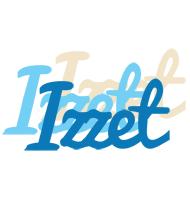 Izzet breeze logo
