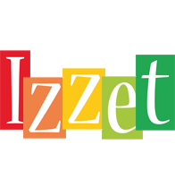 Izzet colors logo