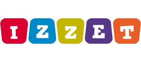 Izzet daycare logo