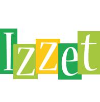Izzet lemonade logo