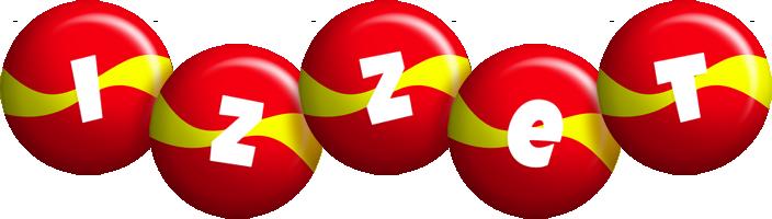Izzet spain logo