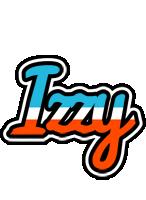Izzy america logo