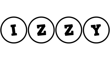 Izzy handy logo