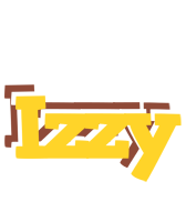 Izzy hotcup logo