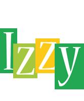Izzy lemonade logo