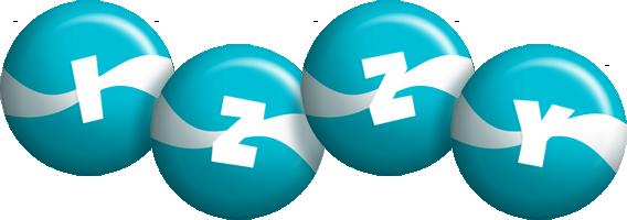 Izzy messi logo