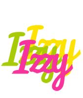 Izzy sweets logo