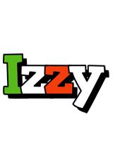 Izzy venezia logo