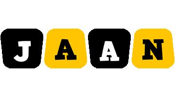 Jaan boots logo