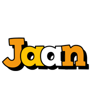 Jaan cartoon logo