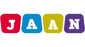 Jaan daycare logo
