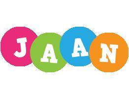 Jaan friends logo