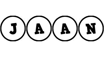 Jaan handy logo