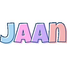 Jaan pastel logo
