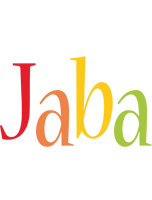 Jaba birthday logo