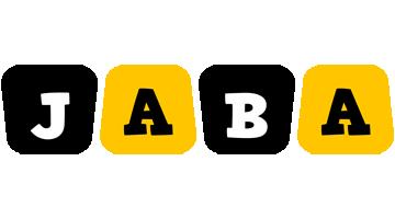 Jaba boots logo