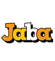 Jaba cartoon logo