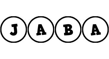 Jaba handy logo