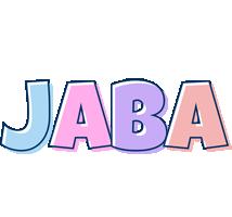 Jaba pastel logo