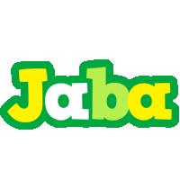 Jaba soccer logo