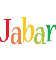 Jabar birthday logo