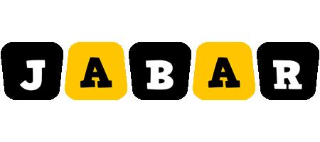 Jabar boots logo