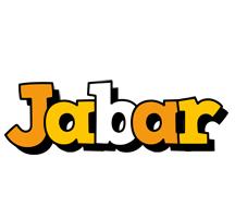 Jabar cartoon logo