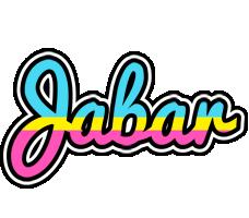 Jabar circus logo
