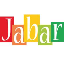 Jabar colors logo