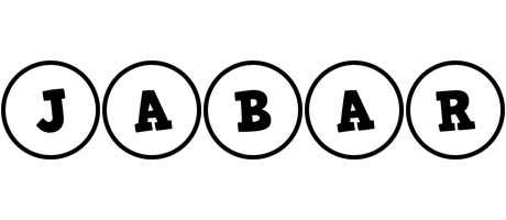 Jabar handy logo
