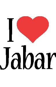 Jabar i-love logo