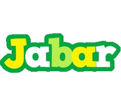 Jabar soccer logo