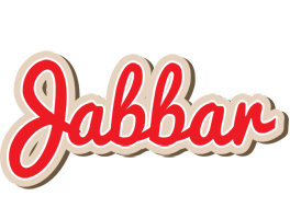 Jabbar chocolate logo