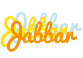 Jabbar energy logo