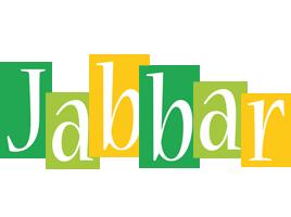 Jabbar lemonade logo
