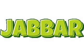 Jabbar summer logo