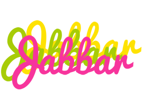 Jabbar sweets logo