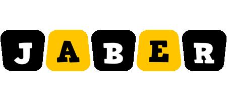 Jaber boots logo