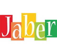 Jaber colors logo