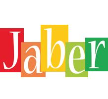 Jaber colors logo