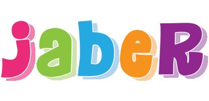 Jaber friday logo
