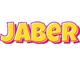 Jaber kaboom logo