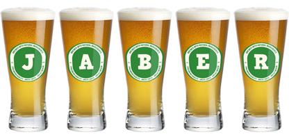 Jaber lager logo