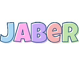 Jaber pastel logo