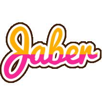 Jaber smoothie logo